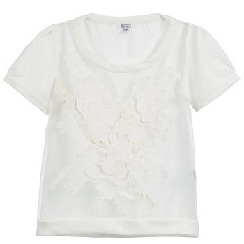 Textil Ženy Halenky / Blůzy Brigitte Bardot BB44160 Bílá