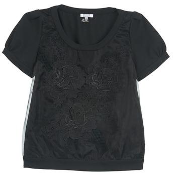 Textil Ženy Halenky / Blůzy Brigitte Bardot BB44160 Černá