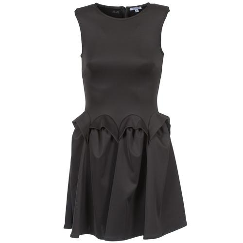Textil Ženy Krátké šaty Brigitte Bardot BB44204 Černá