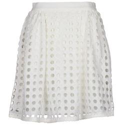 Textil Ženy Sukně Brigitte Bardot BB44196 Bílá