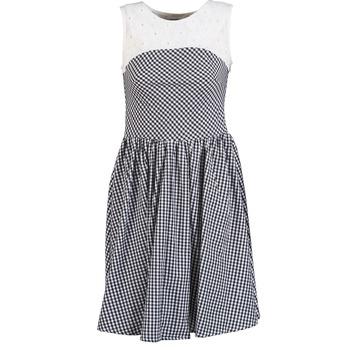 Textil Ženy Krátké šaty Brigitte Bardot BB44021 Černá