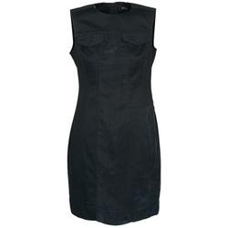 Textil Ženy Krátké šaty Diesel D-SIRY Černá