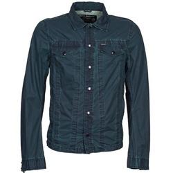 Textil Muži Riflové bundy Diesel J-XOCHILL Tmavě modrá