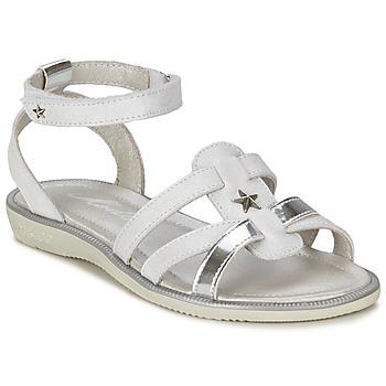 Boty Dívčí Sandály Mod'8 HOPAL Bílá