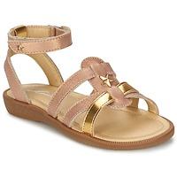 Boty Dívčí Sandály Mod'8 HOPAL Růžová