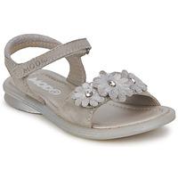 Boty Dívčí Sandály Mod'8 JUKA Stříbřitá