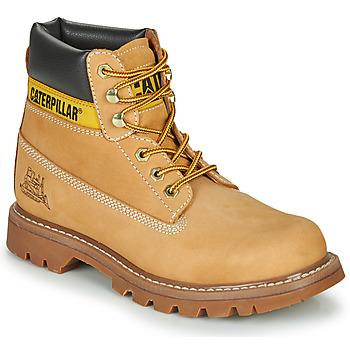 Boty Muži Kotníkové boty Caterpillar COLORADO Béžová