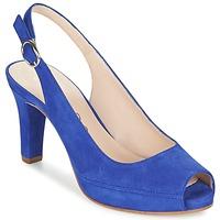 Boty Ženy Sandály Unisa NICK Modrá