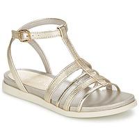 Boty Ženy Sandály Unisa PY Stříbřitá