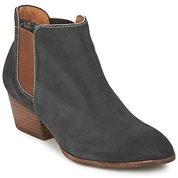 Schmoove Kotníkové boty WHISPER CHELSEA - Modrá