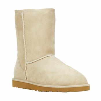 Kotníkové boty UGG CLASSIC SHORT