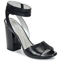 Boty Ženy Sandály Geox NOLINA Černá