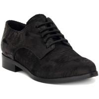 Boty Muži Šněrovací společenská obuv Juice Shoes MONO BLACK Multicolore