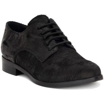 Boty Muži Šněrovací společenská obuv Juice Shoes MONO BLACK    121,6