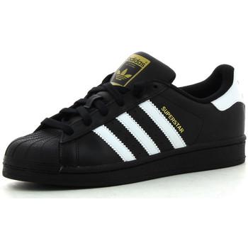 adidas Tenisky Dětské Superstar Foundation - Černá
