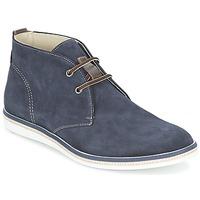 Boty Muži Kotníkové boty Lloyd ALBANY Tmavě modrá