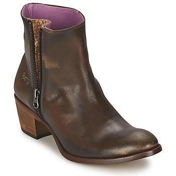 Kotníkové boty BKR NELA
