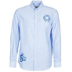 Košile s dlouhymi rukávy Serge Blanco ANTONIO