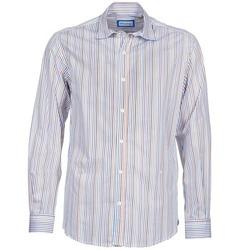 Textil Muži Košile s dlouhymi rukávy Serge Blanco DORILANDO Vícebarevná