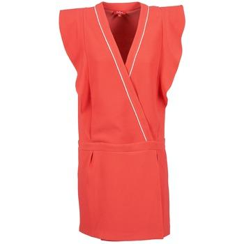 Textil Ženy Krátké šaty Derhy TAIN Korálová