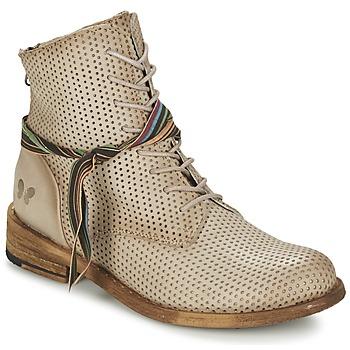 Boty Ženy Kotníkové boty Felmini EZDUNE Béžová