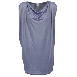 Textil Ženy Krátké šaty Bench TRUISM Modrá