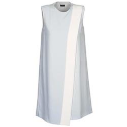 Textil Ženy Krátké šaty Joseph SOL Šedá / Bílá