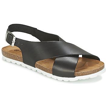 Boty Ženy Sandály Dixie OLBIA Černá