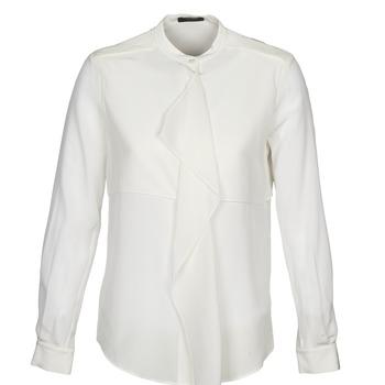 Textil Ženy Halenky / Blůzy Joseph PRINCE Krémově bílá