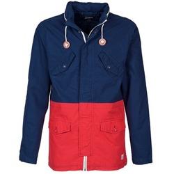 Textil Muži Bundy Nixon PI Tmavě modrá / Červená