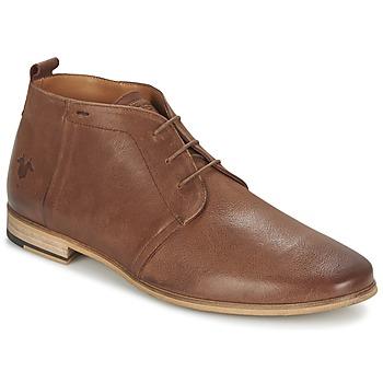Boty Muži Kotníkové boty Kost ZEPI 47 Zlatohnědá