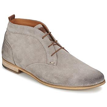 Boty Muži Kotníkové boty Kost KLOVE 5 Šedobéžová