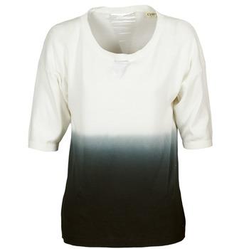 Textil Ženy Svetry Chipie ALCAR Krémově bílá / Tmavě modrá