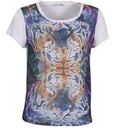 Textil Ženy Trička s krátkým rukávem DDP PORIX Vícebarevná