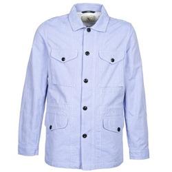Textil Muži Parky Aigle STONEFISH Modrá