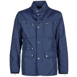 Textil Muži Bundy Geox NOLHAN Tmavě modrá