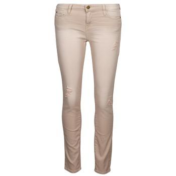 Textil Ženy Tříčtvrteční kalhoty Acquaverde SCARLETT Růžová