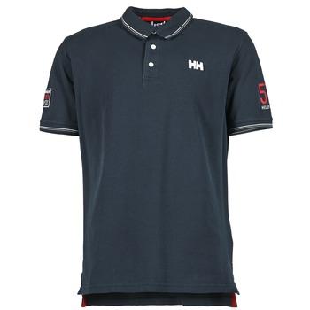 Textil Muži Polo s krátkými rukávy Helly Hansen MASTRAND Tmavě modrá