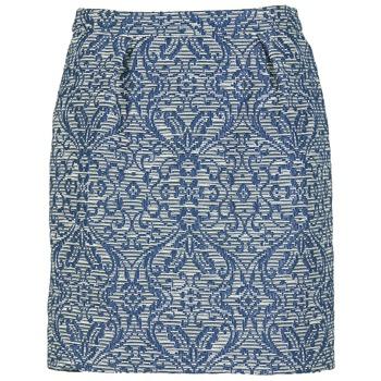 Textil Ženy Sukně Benetton LORDINA Tmavě modrá