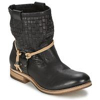 Boty Ženy Kotníkové boty Koah DANIA Černá