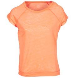 Textil Ženy Trička s krátkým rukávem Majestic 2105 Oranžová