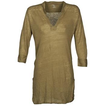 Textil Ženy Tuniky Majestic 530 Khaki