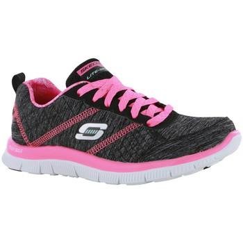 Skechers Multifunkční sportovní obuv Pretty City - Černá