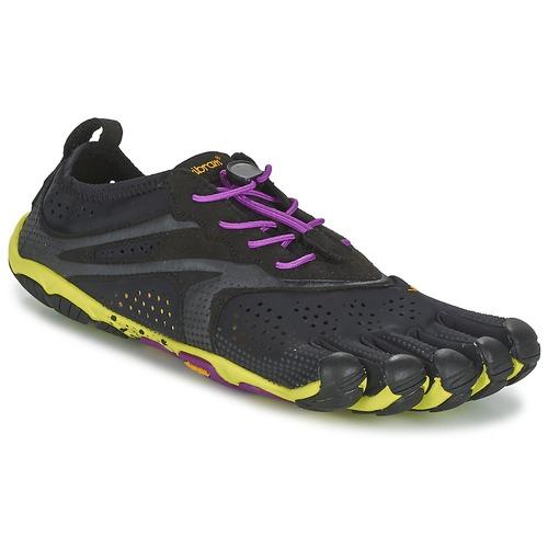 Boty Ženy Běžecké / Krosové boty Vibram Fivefingers BIKILA EVO 2 Černá / Žlutá