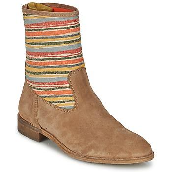 Kotníkové boty Goldmud COLON