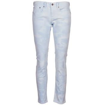 Textil Ženy Kapsáčové kalhoty Roxy SUNTRIPPERS TIE-DYE Modrá