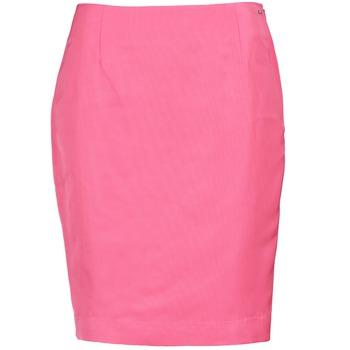 Textil Ženy Sukně La City JUPE2D6 Růžová
