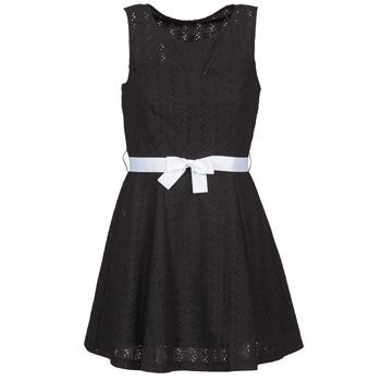Textil Ženy Krátké šaty La City ROBEGUI Černá