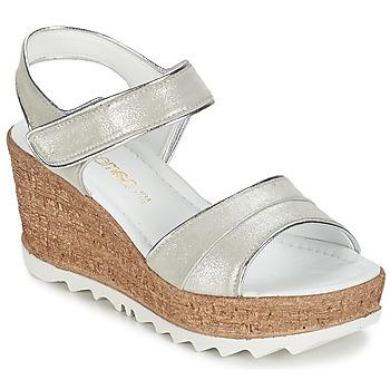 Boty Ženy Sandály Samoa MOJILA Šedá / Bílá