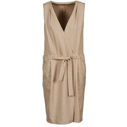 Textil Ženy Krátké šaty Lola ROOT Béžová